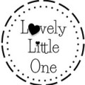 lovely-little-one logo-zwartkopie