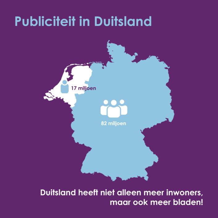Publiciteit in Duitsland