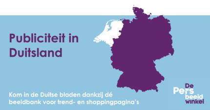Jouw merk in de Duitse bladen